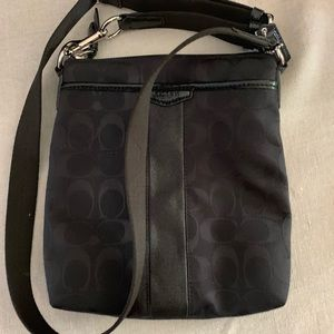 Coach Bags - Black Crossbody Bag